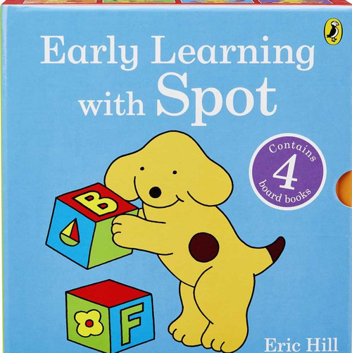 Early Learning With Spot   Fairdinks