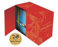 Harry Potter Hardback Boxed Set: The Complete Collection | Fairdinks