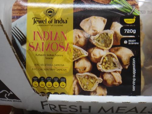 Jewel of India Samosa Pack 720G | Fairdinks