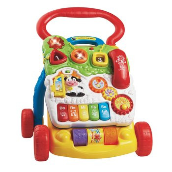 VTech First Steps Baby Walker | Fairdinks