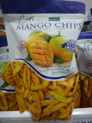 Tropical Fields Crispy Mango Chips | Fairdinks