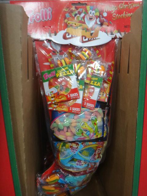 Trolli Christmas Stocking 680G | Fairdinks
