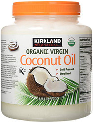 Kirkland Signature Organic Coconut Oil 2.48L | Fairdinks