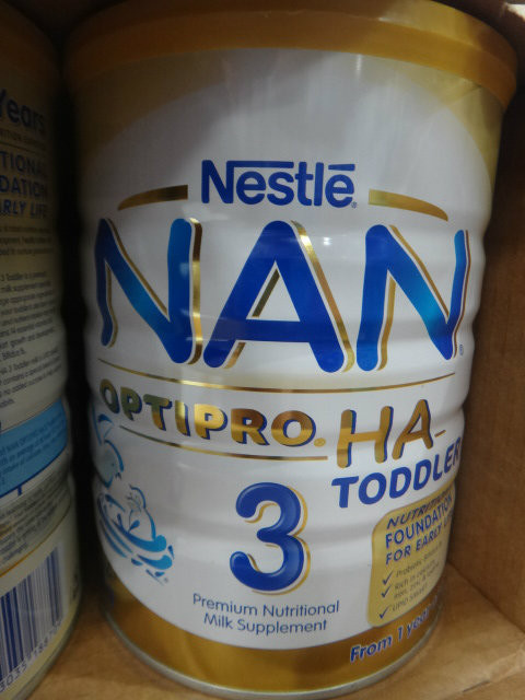 Nestle Nan Optipro HA Stage 3 800G