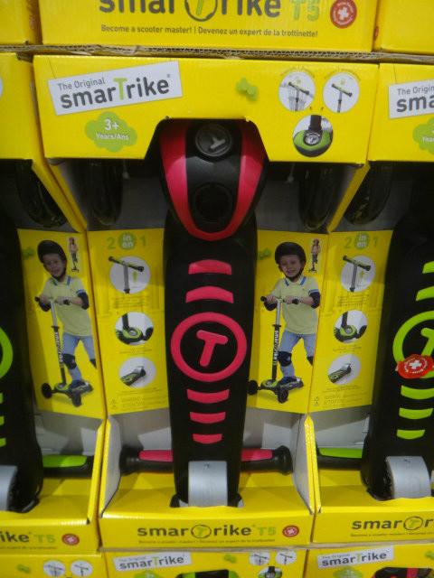 Smart Trike T5 Scooter   Fairdinks