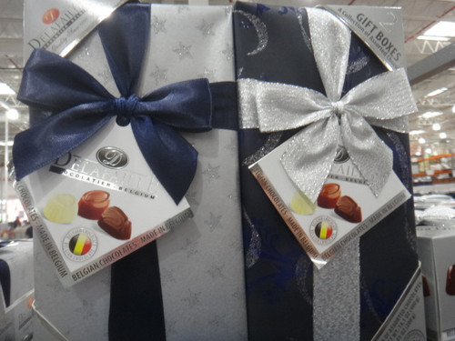 Delafaille Belgian Chocolate Gift Boxes 2 x 200G | Fairdinks