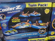Cooler Z Rapid Rider Tube 2 Pack | Fairdinks