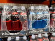 Powerade Sports Drink 12 x 600ML