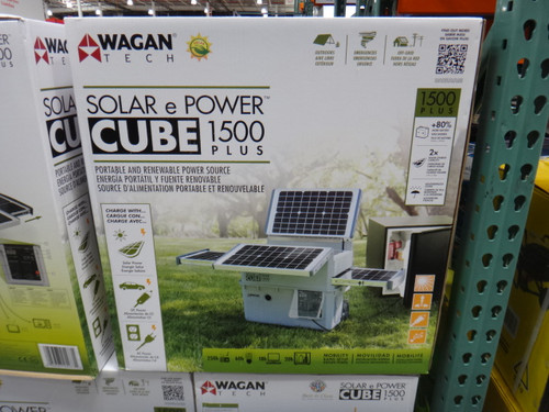 Wagan Solar EPower Cube Plus 1500W | Fairdinks