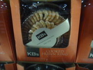KB's Cooked Prawn Ring With Sauce 1.08KG | Fairdinks