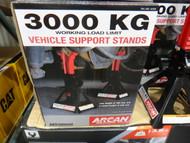 Arcan Steel Jacks Stands 3000KG | Fairdinks