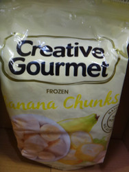 Creative Gourmet Frozen Banana Chunks 2.2KG | Fairdinks
