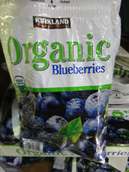 Kirkland Signature Organic Blueberries 1.36K | Fairdinks