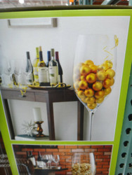 Giant Wine Glass Vase 118CM | Fairdinks