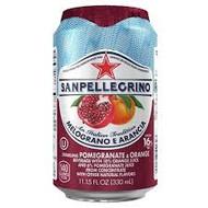 Sanpellegrino Orange and Pomegranate 12 x 330ml