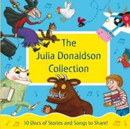 Julia Donaldson Audio Collection – 10 CDs | Fairdinks
