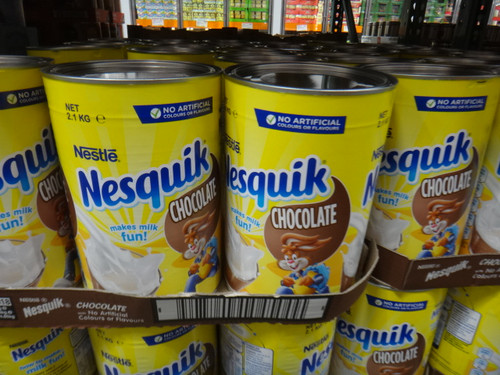 Nesquik Chocolate 2.1KG | Fairdinks