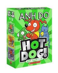 Hotdog! Hot Pack 1-3! | Fairdinks