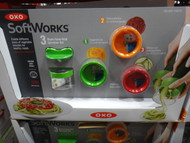 OXO Softworks 3 Blade Spiraliser | Fairdinks