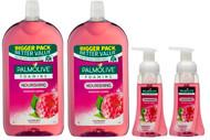 Palmolive Foaming Handwash 2x250ML Pump + 2x1L Refill | Fairdinks
