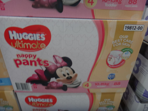 Huggies Ultimate Nappy Pants Toddler Girl 88 Count | Fairdinks