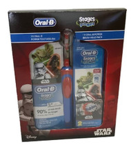 Oral-B Stages Power Kids Electric Toothbrush With 2 Pack Refill - Star Wars | Fairdinks