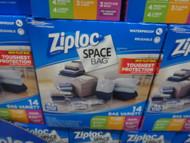 Ziploc Space Bag 14 Pack | Fairdinks