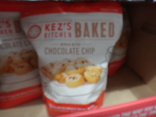 Kez's Kitchen Chocolate Chip Bites 845G | Fairdinks