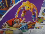 Lamaze Play House Gym With Music Battery Not Included | Fairdinks