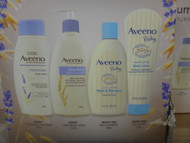 Aveeno Mum & Baby Essentials 2x354ML + 236ML + 227G | Fairdinks