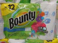 Bounty Paper Towel 6 x 110 Sheets