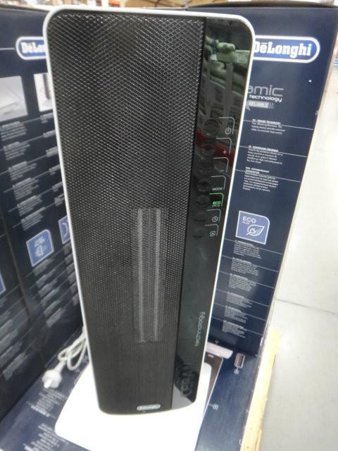 Delonghi Tch8093er Digital Ceramic Tower Heater 2400w Fairdinks