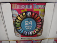 Masking Tape 24 Pack | Fairdinks