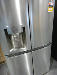 LG GF-L708PL 708L French/ Door in Door Fridge Ice / Water Dispense | Fairdinks