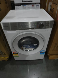Panasonic NA-120VX6WAU 10KG Front Load Washer ECONAVI Technology | Fairdinks