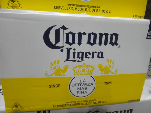 Corona Ligera Mexican Beer 24 X 355ML | Fairdinks