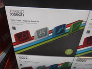 Joseph Joseph Index Chopping Board Large Set | Fairdinks