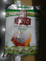 India Gate Exotic Basmati Rice 5KG | Fairdinks