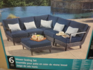 Melrose 6 Piece Sectional | Fairdinks