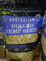 Honest to Goodness Australian Hemp Seeds 800G | Fairdinks