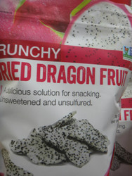 Volupta Dried Dragon Fruit 283G | Fairdinks