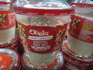Obela Roasted Pine Nut Hommus 900G | Fairdinks
