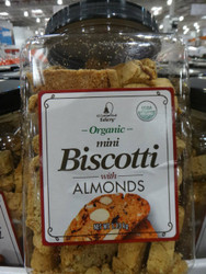 El Camino Organic Mini Biscotti 1.13KG | Fairdinks