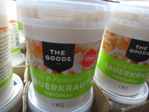 The Goods Original Kraut 1.04KG | Fairdinks