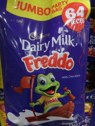 Cadbury Dairy Milk Freddo 64 x 12G | Fairdinks