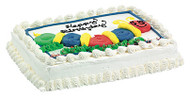 Filled Sponge Cake with Icing, 2.9KG | Fairdinks
