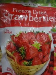DJ&A Freeze Dried Strawberries 100G | Fairdinks