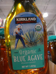 Kirkland Signature Organic Blue Agave Twin Pack (2x1.02KG) | Fairdinks