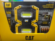 CAT LED Work Light 500 Lumens 2 Pack | Fairdinks