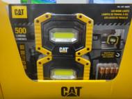 CAT LED Work Light 500 Lumens 2 Pack | Fairdinks